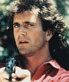 Mel Gibson...lotsa good ones before he went weird...Lethal Weapon, Braveheart, Tequilla Sunrise, etc.