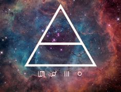 30 seconds to mars-triangle | We Heart It | 30 seconds to mars and ...
