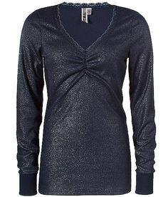 BKE Foil Top - Women's Shirts/Tops | Buckle