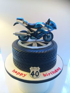 motorcycle birthday cakes for men & motorcycle birthday cakes . motorcycle birthday cakes for men . Birthday Cakes For Men, Motorcycle Birthday Cakes, Motorcycle Cake, Cakes For Boys, Car Cakes For Men, Happy Birthday, Cake Birthday, Bolo Harley Davidson, Motor Cake