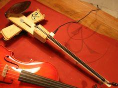 effect violin