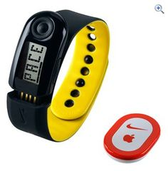 Nike Plus Running SportBand and Sensor | GO Outdoorsc £31