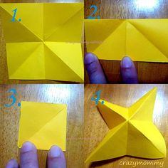 Chinese new year kids craft origami pinterest for Ang pao fish tutorial