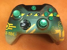 Custom Fallout 4 controller