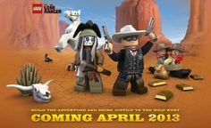 Toy Fair 2013: LEGO Unveils New Lone Ranger Sets Plus Star Wars, Marvel and Disney Sets