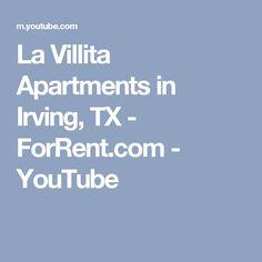 La Villita Apartments in Irving, TX - ForRent.com - YouTube