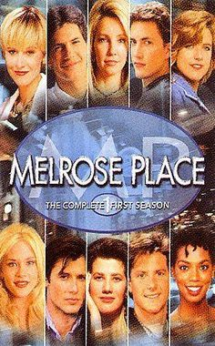 Like Beverly Hills 90210, Melrose Place became a huge hit and a pop culture phenomenon. It follows the lives, loves, careers, trials and tribulations of a group of young adults from various background