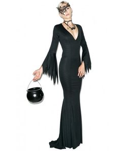 Dark Diva Dress | Dolls Kill