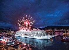 We're so excited! Viking Cruises, mostly known for river, now has an ocean line. Here's a look at what to expect from the new Viking Star. #cruise