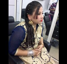 Makeup done by Ritu Thakur