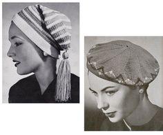 Vintage 1940s Knitting & Crochet Patterns by allthepreciousthings, $16.00