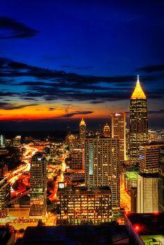 Atlanta, GA  (Photo by Kay Gaensler. Permission to post given on Flickr profile)