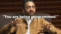 "Former Facebook executive: ""you don't realize it, but you're being programmed"""
