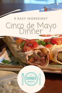 EASY 5 INGREDIENT DINNER FOR CINCO DE MAYO | This recipe was recently featured inPositive Moms Magazinein an article featuring easy weeknight dinner recipes 5 ingredients or less that are also kid friendly. Best part is its all from one baking dish, from one recipe, for the whole family. Not only does it taste great, it will save you time in the kitchen. Now that is worth celebrating (with or without the margarita!).