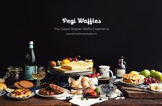 Food Photography, Food Styling and Prop Styling Philippines - PhotoKitchen - Blog - A Prop-styling Challenge: Pegi Waffles