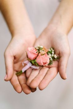 Blush boutonnieres are always a good idea! #cedarwoodweddings Romantic Wedding Inspiration from Cedarwood Weddings Style Show | Cedarwood Weddings
