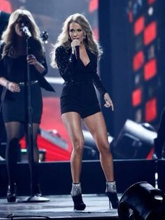 carrie live