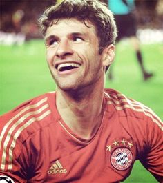 Thomas Muller-Cocky on the field but boy does he deliver! Great at the one man glory and assisting role in the Cup. Congrats on being the player I counted on for the German victory