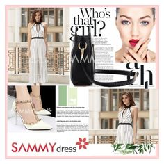 """Sammy Dress 17/30"" by damira-dlxv ❤ liked on Polyvore featuring sammydress"
