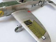 """P-47D Bubbletop """"Kokomo"""" 1/48 Scale Model"""