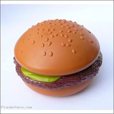 Vintage Avon Fun Burger Lip Gloss