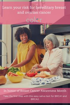 Color is a health service that helps you understand your genetic risk for common hereditary cancers and hereditary high cholesterol, and use this knowledge to create a personalized healthcare plan. Genetic Counseling, Workout For Flat Stomach, Take The First Step, Natural Health Remedies, High Cholesterol, Breast Cancer Awareness, Genetics, Health Care, Medium Hairstyle