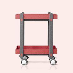 sweet trolley by MUNITO
