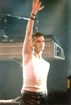 Dave Gahan @ Concert for the Masses