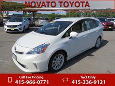 2013 Toyota Prius V Five 25k miles Call for Price 25920 miles 415-966-0771 Transmission: Automatic  #Toyota #Prius V #used #cars #NovatoToyota #Novato #CA #tapcars