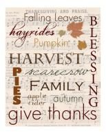 Thanksgiving!! Its coming up! Remember! Giving is much more rewarding than receiving!