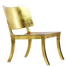 Fredrik Mattson The Black Chair Collection