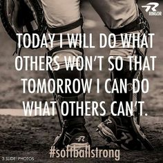 ringor softball quotes gallery softball chatter The idea of sport is an activity that emerges Softball Catcher Quotes, Softball Memes, Baseball Quotes, Soccer Quotes, Girls Softball, Fastpitch Softball, Softball Players, Sport Quotes, Softball Stuff
