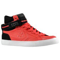 Converse Pro Blaze - Men's - Red/Black/White