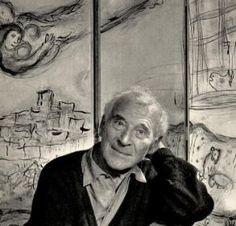 La tempestad: Marc Chagall o como pintar sueños