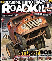 Roadkill Fall 2016 Cover