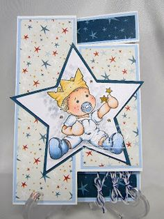 Baby Edwin, Prince and Princesses collection, Magnolia stamps