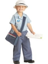 Toddler Boys Mr. Postman Costume -Career Costumes-Toddler Boys Costumes-Baby, Toddler Costumes-Halloween Costumes-Party City