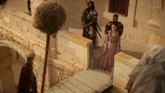 3. Making Sansa Look at Eddard's Head on a Pike