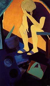 Beatriz Gonzalez. Pintora colombiana.
