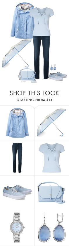 """Rainy Day Look"" by alina-n ❤ liked on Polyvore featuring Joules, New Look, J Brand, Miss Selfridge, Apt. 9, Geneva, Henri Bendel, fashionset and rainydaylook"