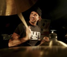 Chad Smith-drummer for RHCP