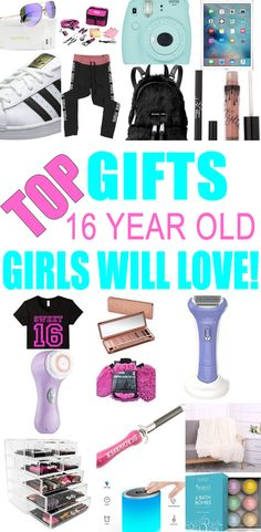 Best Gifts 16 Year Old Girls Will Love