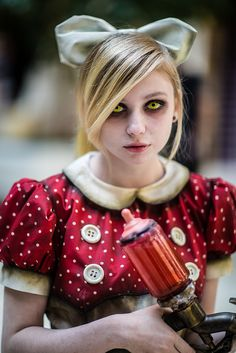 Little Sister (from Bioshock) AWA 2013 Sunday