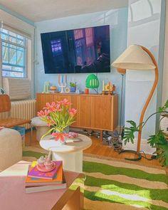 Room Ideas Bedroom, Bedroom Decor, Pastel Room, Indie Room, Pretty Room, Aesthetic Room Decor, Dream Home Design, Dream Decor, Dream Rooms