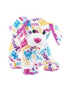 Webkinz Dance Pup Stuffed Animal