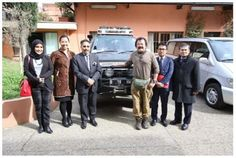 "Covesiacom - KBRI Roma menerima kunjungan penjelajah dari Indonesia, Hartawan ""Hauwke"" Setjodiningrat (25/2).Hauwke adalah penasihat Perhimpunan Penggemar..."