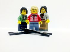 Nirvana in Lego 33 Bands Made Out Of LEGOS - TIME