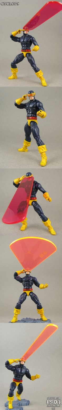 Custom John Byrne Cyclops Action Figure by Jin-Saotome on DeviantArt
