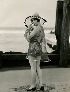 Mack Sennett Beauty ~  Thelma Hill  by George Cannons