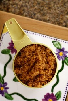 How to Make Brown Sugar by joy the baker, via Flickr